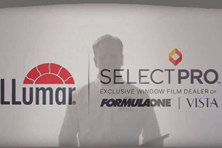 LLumar SelectPro Exclusive Window Film Dealer