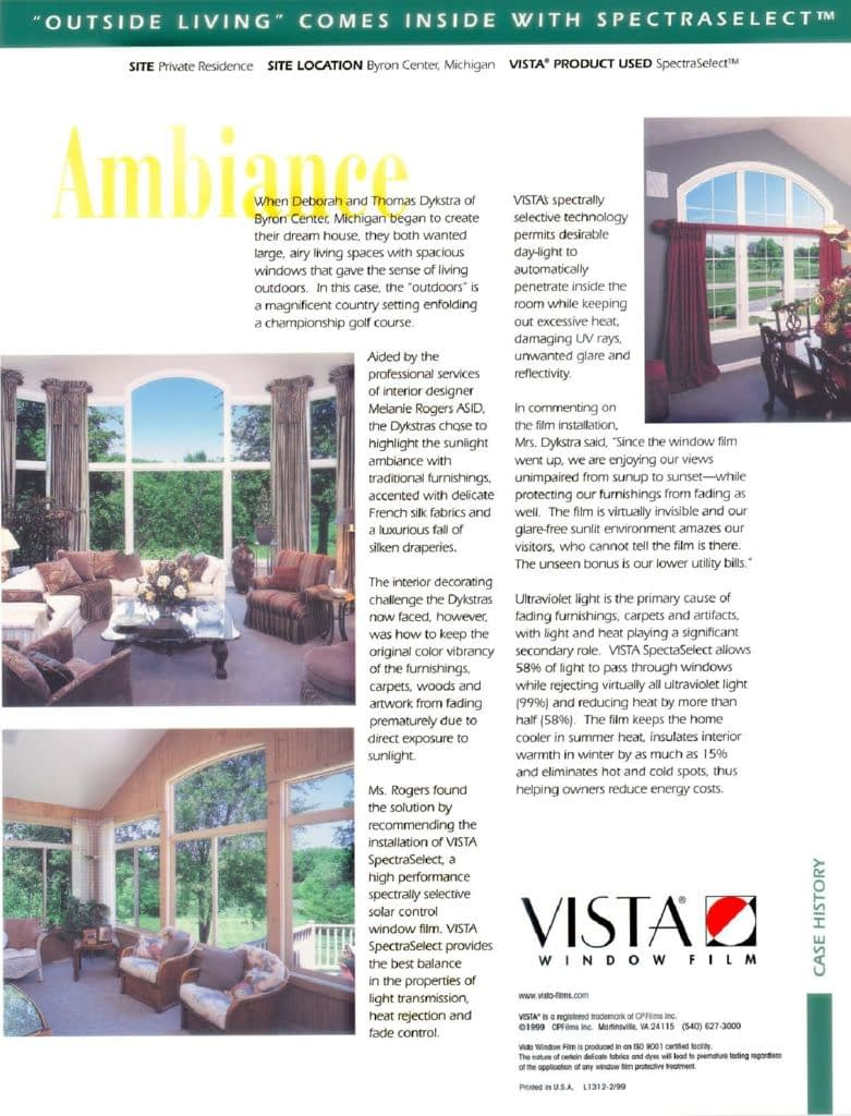 thumbnail of Byron Center – Case Study Ambiance