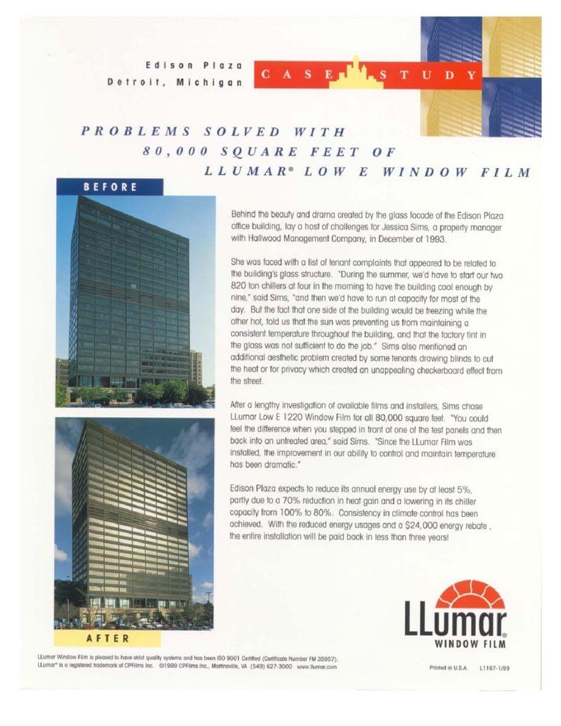 thumbnail of Edison Plaza – Case Study Commercial
