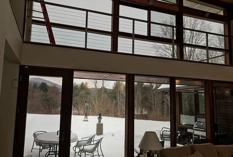 Energy Savings Residential Window Film 9